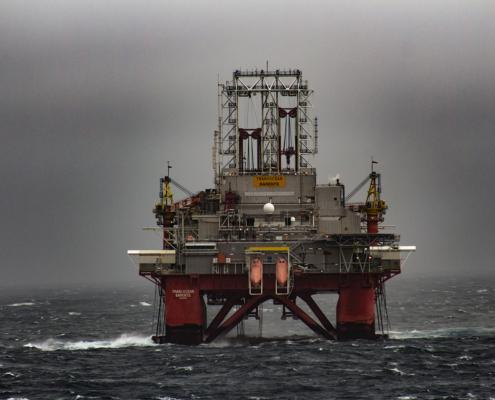 Offshore Slops Management